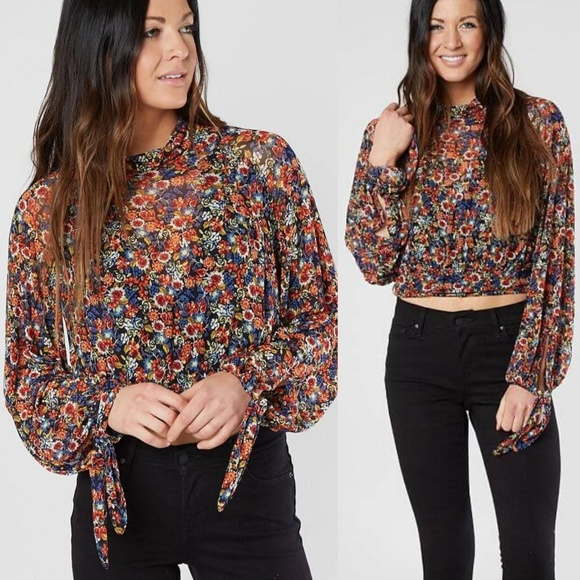 10c781ebb72 Free People Tops | All Dolled Up Blouse | Poshmark